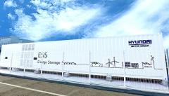 현대차그룹, 국내 최초 전기차 배터리 재사용 'ESS' 실증사업 착수