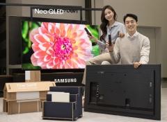 삼성전자, 친환경 영상 디스플레이 제품 확대