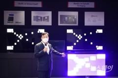 "LG디스플레이 ""마이크로LED 비싸…기술·가격 OLED 경쟁우위"""