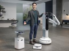 일상으로 성큼 들어온 로봇…삼성전자 CES 2021 비전 소개