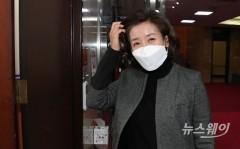 나경원, 서울시장 출마선언 앞두고 국회 방문