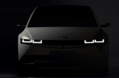 현대차, 내달' 아이오닉 5' 출시···티저 이미지 최초 공개