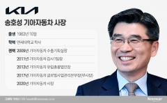[10대그룹 파워 100인(44)]전기차 모빌리티 전환 선봉장 송호성 기아자동차 사장