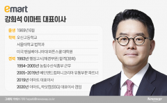 [10대그룹 파워 100인(8)]'정용진 부회장 무한신뢰' 강희석 이마트 대표이사