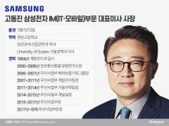 [10대그룹 파워 100인(11)]'갤럭시 신화' 고동진 삼성전자 IM부문장