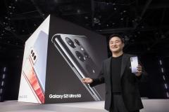 삼성전자, 1분기 5G 스마트폰 1700만대 팔았다···전분기 대비 79%↑