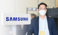 코스피, 이재용 구속 여파에 낙폭 확대…삼성그룹주 ↓