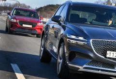 제네시스 SUV 'GV80·GV70' 글로벌 누적 판매 10만대 돌파했다