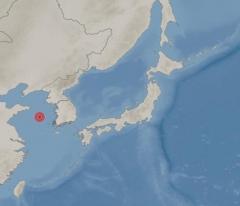 """중국 칭다오 해역서 규모 4.6 지진…한국서도 """"진동 감지"""""""