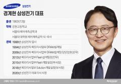 '반도체 전문가' 경계현 삼성전기 사장