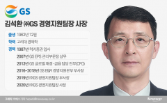 GS그룹 '살림꾼' 김석환 ㈜GS 사장
