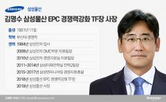 [10대그룹 파워 100인(23)]지주체제 안착 중책맡은 김명수 삼성물산 사장