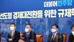 민주당, 규제혁신 입법과제 검토…'규제샌드박스 5법' 개정