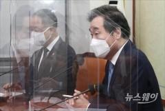 """이낙연 """"서울 불균형 개선, 5개 권역별 맞춤 발전"""""""