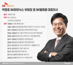 'SKT 중간지주' 막중한 임무 받는 박정호 SK하이닉스 부회장
