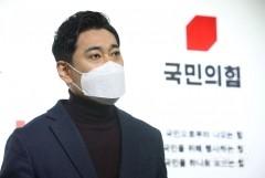 '서울시장 후보 등록' 소감 밝히는 오신환 국민의힘 전 의원