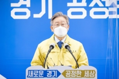 이재명, 대권 지지율 첫 30%대…윤석열 17.5%, 이낙연 13.0%