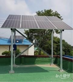 정읍시, 신재생에너지 주택지원사업 추진