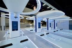 현대차, 국내 최대 규모 '전기차 충전소' 강동에 열다