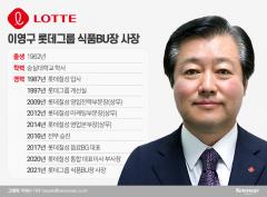 [10대그룹 파워100인(57)]식품명가 재건 중책 맡은 이영구 롯데그룹 식품BU장 사장