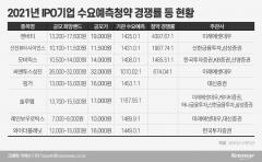 """""""웬만해선 1000대 1""""…공모주 '로또청약', 기관의 후한 점수"""