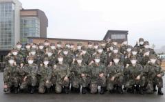 영진전문대, 공군부사관학군단 후보생 동계입영훈련 마쳐