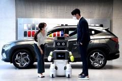 현대차그룹, 고객과 소통 강화···로봇 서비스 'DAL-e' 공개
