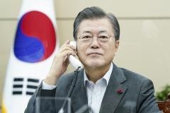 문 대통령 국정수행 지지율 43.0%…2주 연속 상승