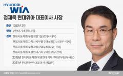 '친환경' 속도 내는 부품 전문가 정재욱 현대위아 대표이사 사장