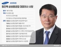 업황 불황 속 체질개선 책임진 정진택 삼성중공업 사장