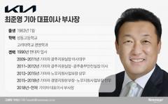 [10대그룹 파워 100인(90)]'노련한 협상가' 최준영 기아 대표이사 부사장