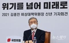 """김종인 """"설 민심, 문재인 정부 '손절'이 대세"""""""