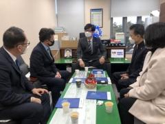 경기도의회 더민주당 수석대표단, 대구 및 경상북도의회 방문