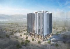 현대건설, '힐스테이트 청계 센트럴' 견본주택 오픈