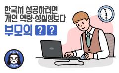 한국서 성공하려면 '개인 역량'·'성실성'보다 '부모의 ○○'