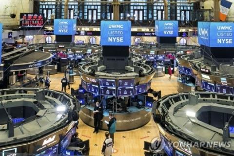 뉴욕증시, 美 국채금리 급등에 '털썩'…나스닥, 3.52% 급락 마감
