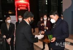 포스코센터 '일회용컵' 없앴다···최정우 회장도 텀블러 사용