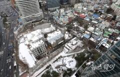 국토부가 발표한 서울역 쪽방촌 정비계획 부지