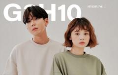 효성, 친환경 섬유로 만든 브랜드 'G3H10' 공개