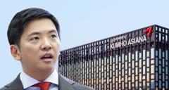 박세창 사장, 금호산업 지분 첫 매입…지배력 넓힌다