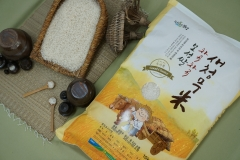 보성군, '보성쌀 차곡차곡 새청무米' 출시