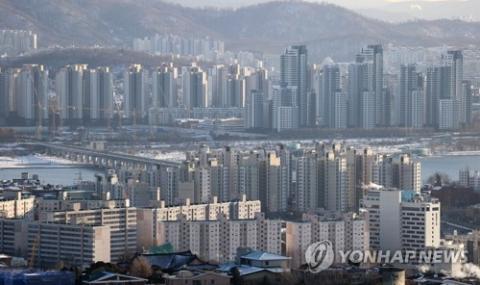 文정부 5년, 서울 아파트 절반 이상이 9억초과 '고가주택'