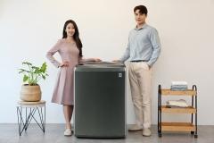 LG전자, 인공지능 '통돌이 세탁기' 출시