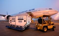 대한항공, 유니세프와 코로나19 글로벌 수송 MOU 체결