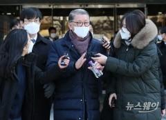 검찰, 최신원 회장 구속기소···SK그룹 압수수색