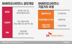 SK 패밀리 무더기 IPO