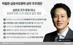 금호석화 분쟁 명분 쌓는 박철완…박찬구 회장 '흠집내기'?