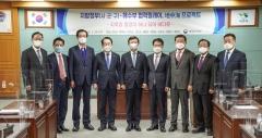 김종식 목포시장, 해수부 장관에 현안사업 지원 요청