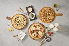 CJ제일제당 '고메 프리미엄 피자' 100만개 판매 돌파