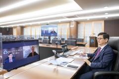 새마을금고중앙회, 유럽협동조합은행협회와 협력방안 논의